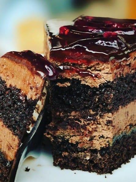 Desire Black forest cake