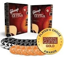 Gibson Learn and Master for Guitar