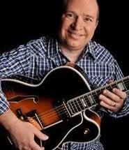 Steve Krenz on guitar