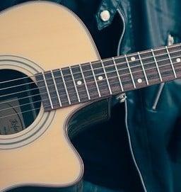 Cutaway Guitar for Kids