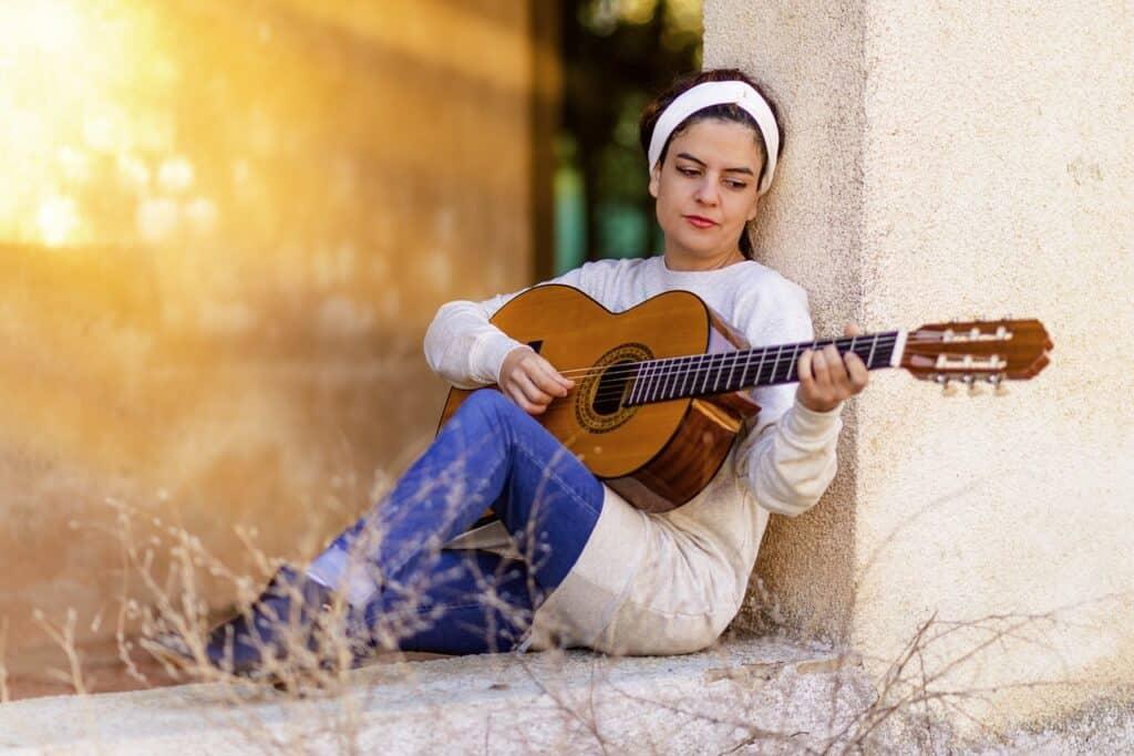 Guitar songs for girls