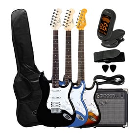 the best beginner guitar packages
